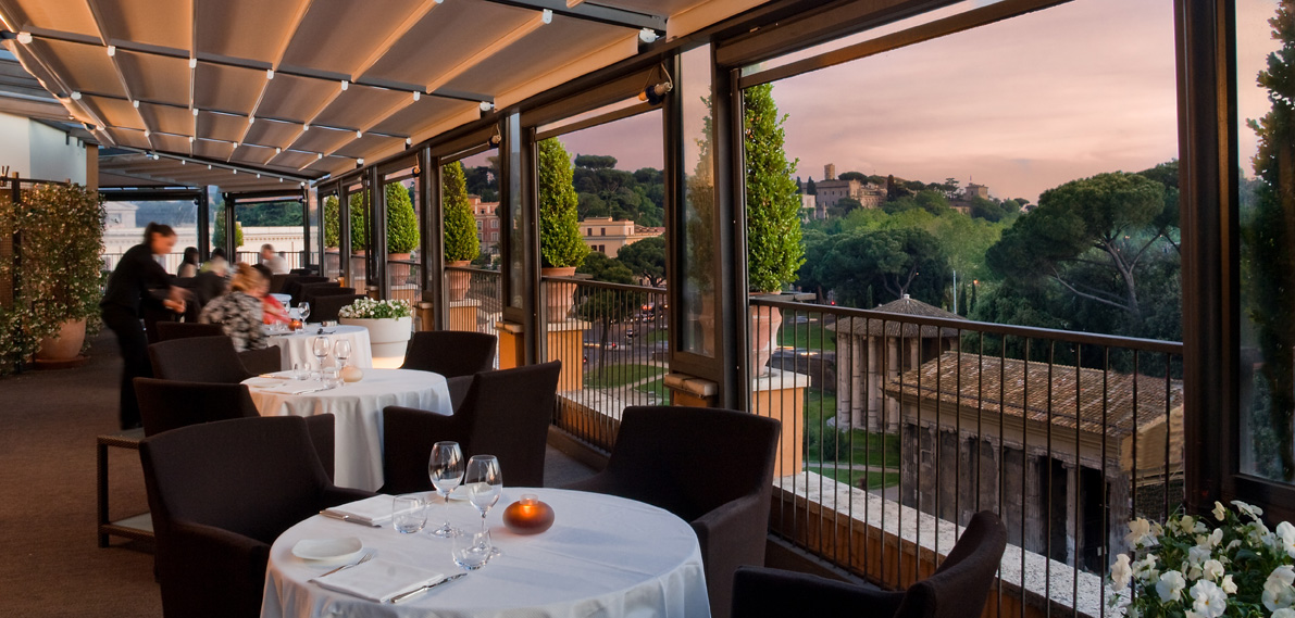 Fortyseven Hotel Rome Ejazat Group